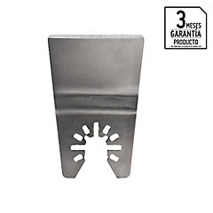 Raspador para herramienta multipropósito 50 mm acero