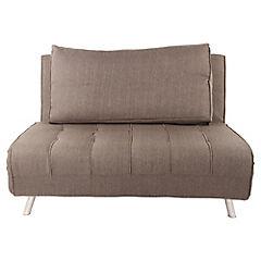 Futón 78x86x120 cm gris