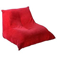 Sillón 76x90x100 cm rojo
