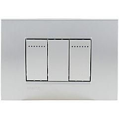Interruptor doble 16 A