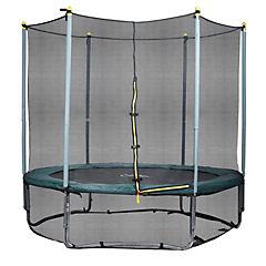 Set trampolin 3,6m con protección