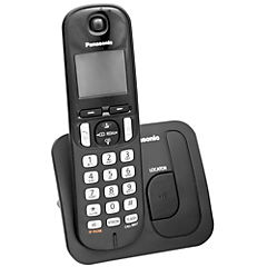 Teléfono Inalámbrico KX-TGC210LCB