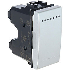 Interruptor Modular 9/12 16A Tech