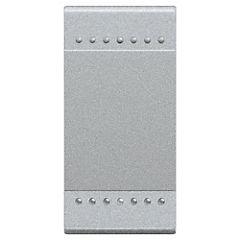 Interruptor Pulsador Modular 10A Tech
