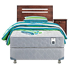 Box Americano Essence 3 1 plaza + Con Muebles y Textil