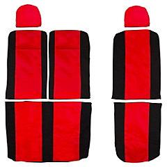 Set de fundas para asientos para camiones 3/4 7 piezas cuero