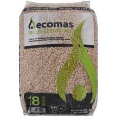 ECOMAS - Bolsa Pellet 18 kilos