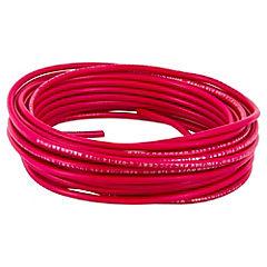 Alambre de cobre aislado 1,5 mm2 5 m Rojo