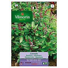 Mix semillas aromáticas albahaca y canela 3 gr sachet