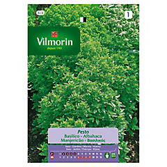 Mix semillas aromáticas albahaca y pesto 0,3 gr sachet