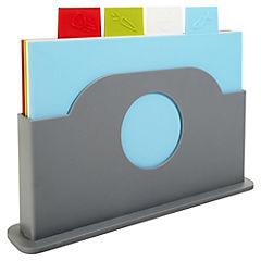 Kit de tablas + base plástico 5 piezas