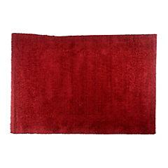 Alfombra Casino 175X270 cm rojo