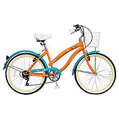 Bicicleta de paseo aro 24