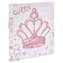 Canvas 30x30 cm Corona Queen
