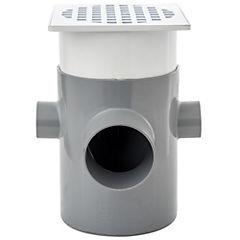 Pileta PVC para cementar 140x75x40 mm