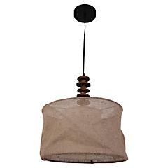 Lámpara colgante 47 cm 60 W