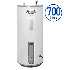 Termo eléctrico 700 l 6000 W