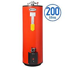 Termo a gas natural 200 l