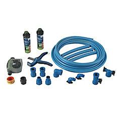 Kit para riego automático polietileno 50 a 100 m2