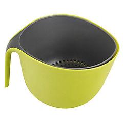 Bowl con colador Verde