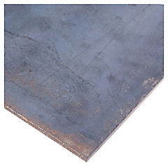 Plancha laminado caliente 5 mm x 1 x 3 mt