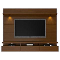 Rack de TV 171x217x43 cm nogal