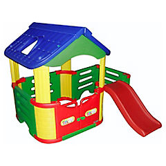Casa de juegos 125x167x165 cm
