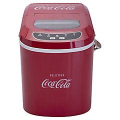 Maquina de hielo eléctrica 110 W 1 litro rojo