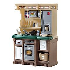 Centro de cocina 105x71x35 cm plástico