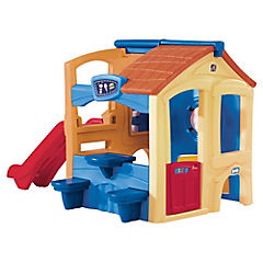 Casa de juegos 147x213x161 cm