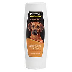 Shampoo para perro 250 ml Pelaje castaño