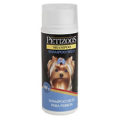 Shampoo en talco seco para perro 100 gr