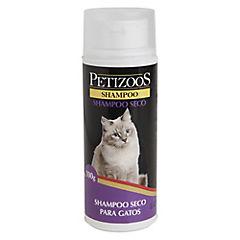 Shampoo seco para gato