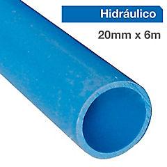 Tubería hidráulica para cementar 20 mm 6 m