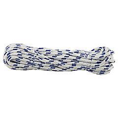 Cuerda de polipropileno trenzado 6 mm x10 m