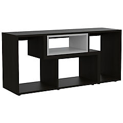 Rack de TV 55x160x36 cm roble