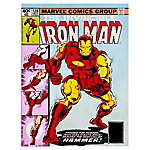 Canvas Iron Man