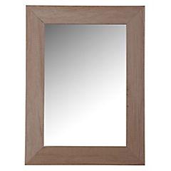 Espejo rectangular 80x60 cm blanco