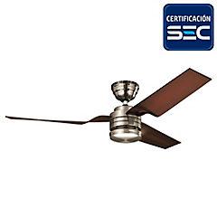 Ventilador de techo 3 aspas 0,01 W