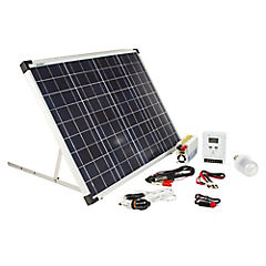 Kit de panel solar 50 W