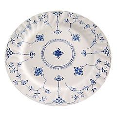 Plato para ensalada 20 cm Azul