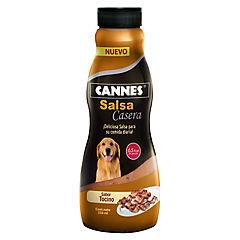 Salsa para perro adulto 350 gr tocino