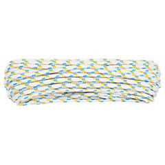 Cuerda de polipropileno trenzado 6 mm x 15 m