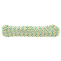 Cuerda de polipropileno trenzado 8 mm x 20 m