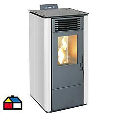 Calefactor a pellet