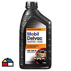 Aceite para motor 1 litro botella