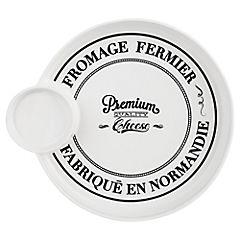 Fuente de cocktail 4,5x30 cm Blanco