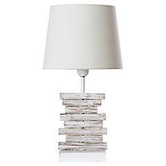 Lámpara de mesa 52 cm 60 W