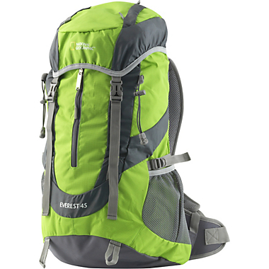 7b75af11f Mochila Everest 45 litros verde - National Geographic - 2762803