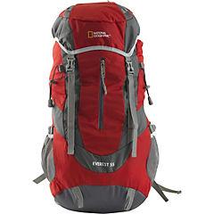 Mochila Everest 55 Lts Rojo